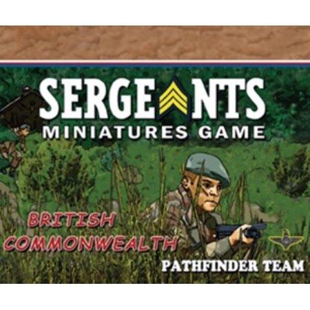 Commonwealth Parachute - Pathfinder Team