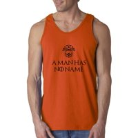 New Way 689 - Men's Tank-Top A Man Has No Name Game Of Thrones