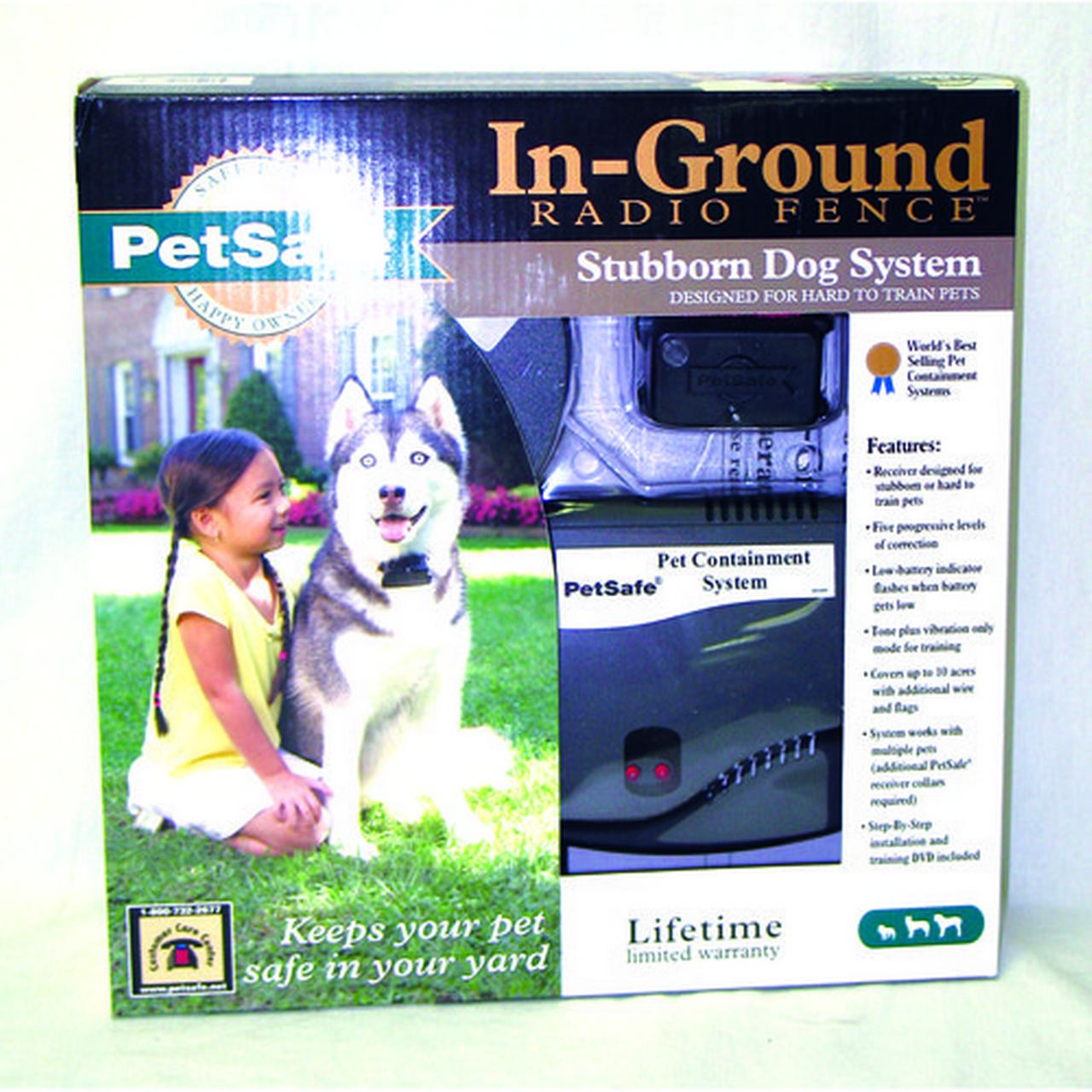 Petsafe Stubborn Dog Inground Radio Fence