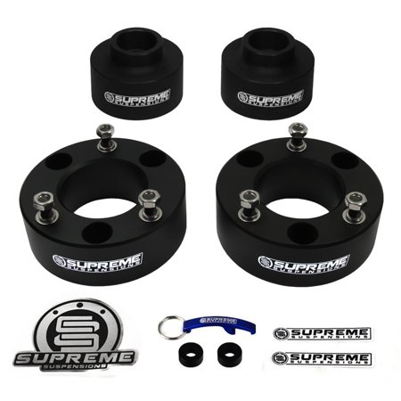 - Supreme Suspensions - Tahoe + Yukon + Suburban + Escalade Lift Kit 3