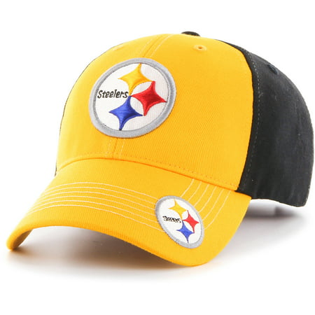 NFL Pittsburgh Steelers Revolver Cap / Hat by Fan Favorite