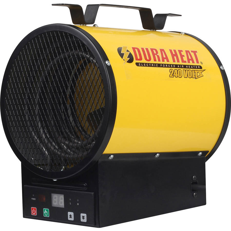 Dura Heat Remote Control Electric Workplace Heater