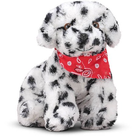 Melissa & Doug Blaze Dalmatian - Stuffed Animal Puppy Dog](Dalmatian Stuffed Animals)