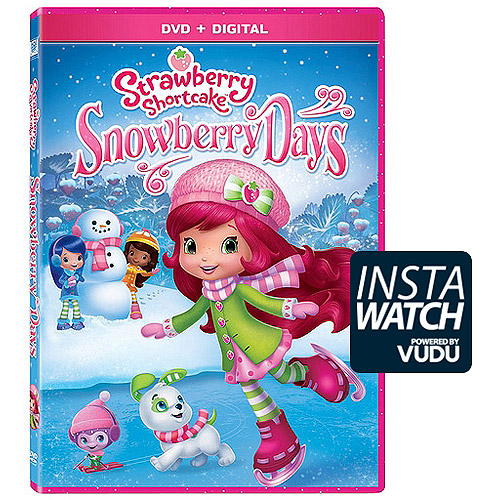 Strawberry Shortcake: Snowberry Days (DVD + Digital) (With INSTAWATCH) (Widescreen)