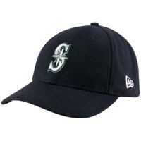 Seattle Mariners New Era Youth The League 9Forty Adjustable Hat - Navy - No Size
