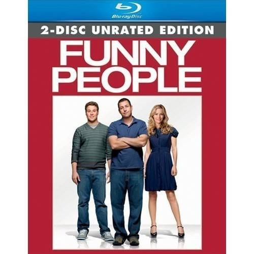 Funny People (Unrated/Rated) (2-Disc Special Edition) (Blu-ray) (Anamorphic Widescreen)