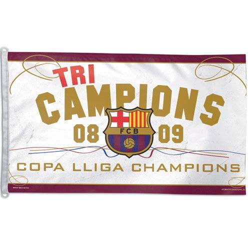 FC Barcelona Championship 3x5 Flag