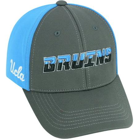 Ucla Cotton Cap (University Of Ucla Bruins Grey Two Tone Baseball Cap )