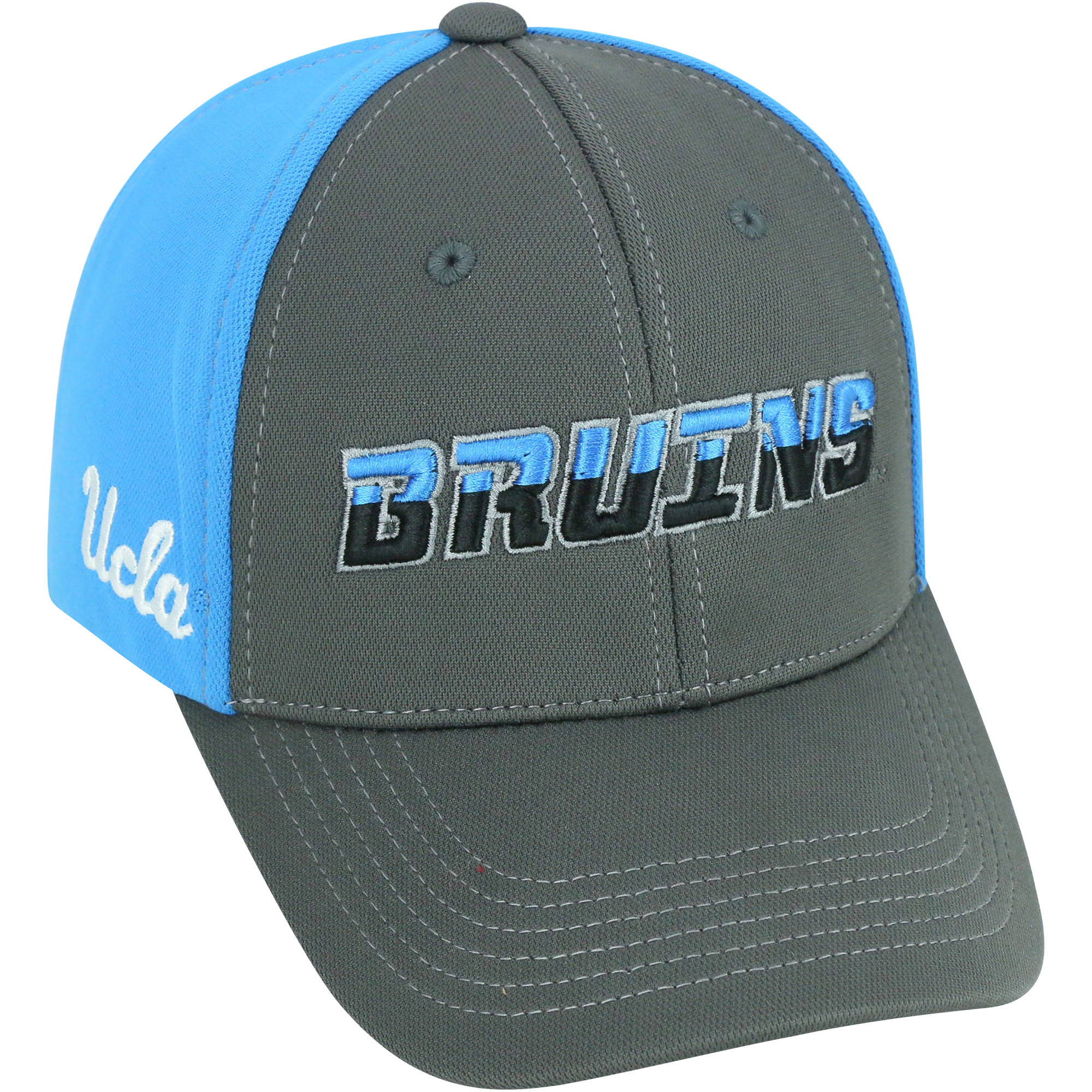 University Of Ucla Bruins Grey Two Tone Baseball Cap