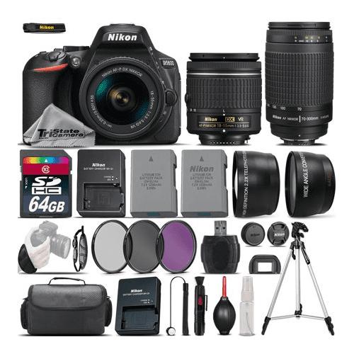 Nikon D5600 DSLR Camera - Kit C17