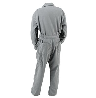 Ergodyne CORE Performance Work Wear 7490X Outer Layer FR Unlined Coverall, Gray, 52T