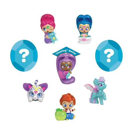 Skimmer 2 Slip - Shimmer and Shine Teenie Genies Series 4 Genie 8-Pack #13