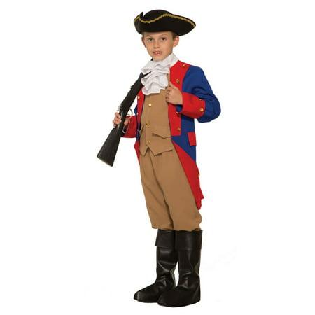 Boys Patriotic Soldier Costume](Soilder Costume)