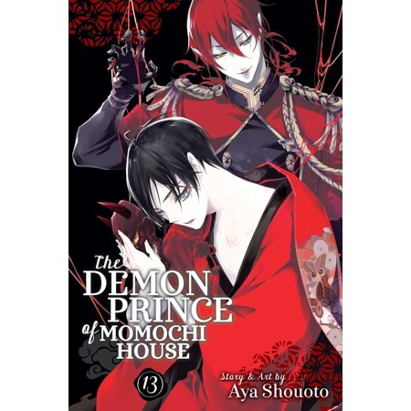 The Demon Prince of Momochi House, Vol  13
