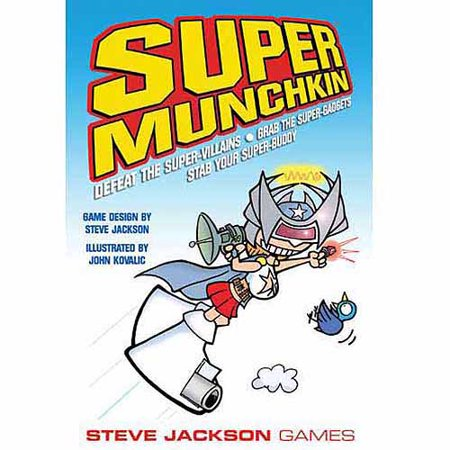 Super Munchkin Card Game ()