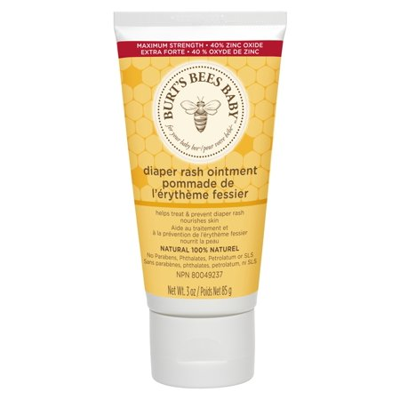 Burt's Bees Baby 100% Natural Diaper Rash Ointment - 3 Ounces