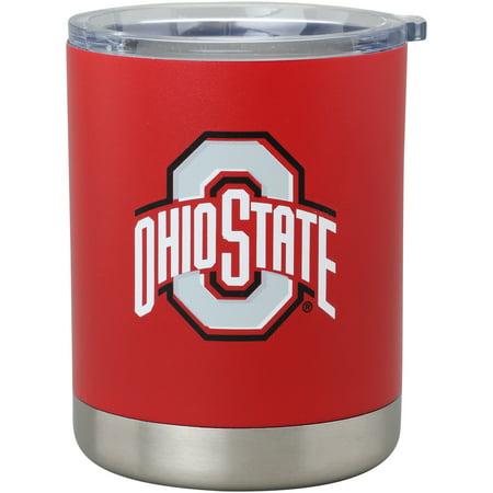 Ohio State Buckeyes 10oz. Matte Low Ball Tumbler - No Size