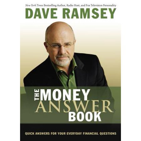 The Money Answer Book : Quick Answers for Your Everyday Financial