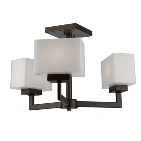 Cube Lights SC13183OB Chandelier