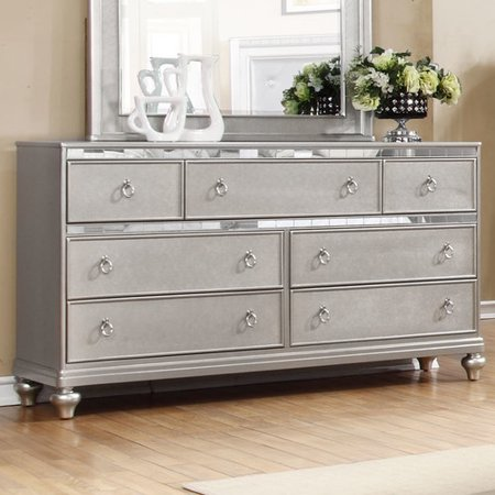 Wildon Home Cristo 6 Drawer Dresser