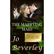 The Marrying Maid - eBook