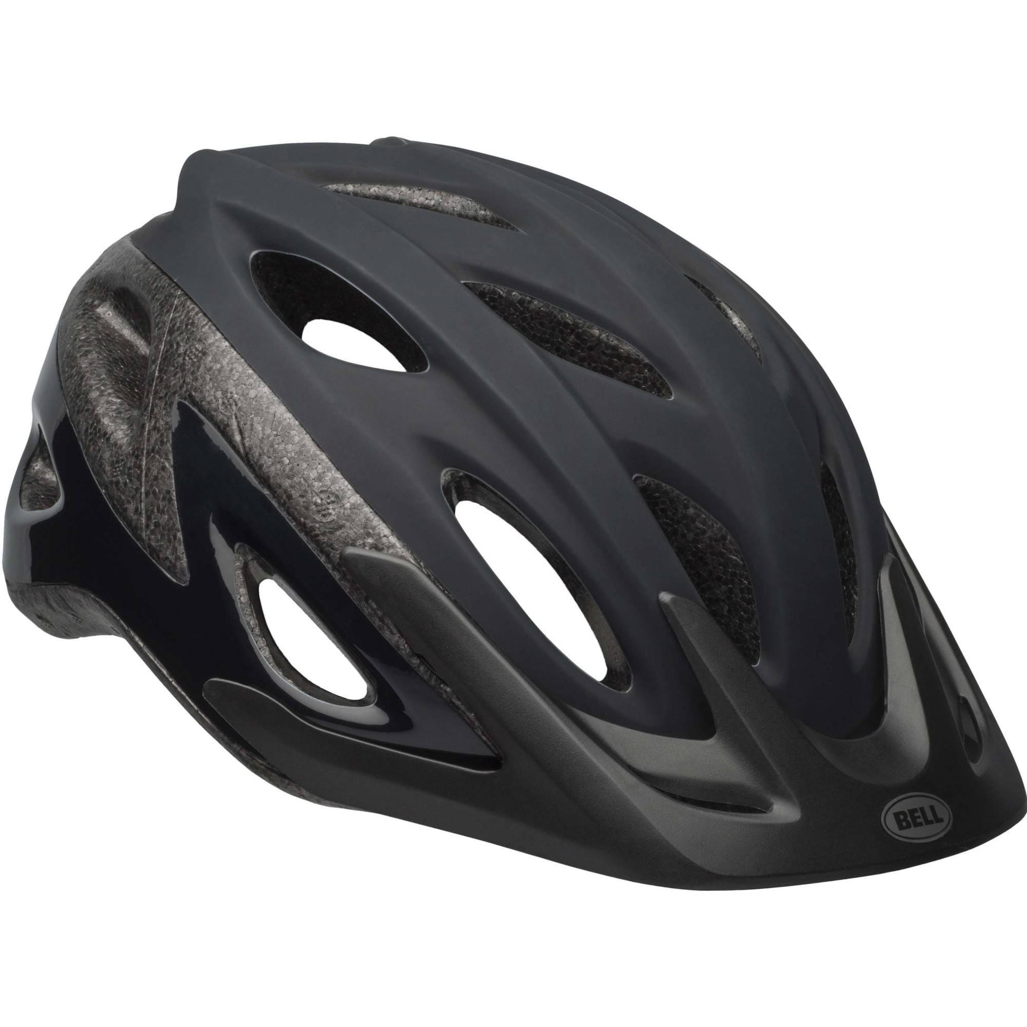 Bell Sports Force Adult Helmet, Matte Black
