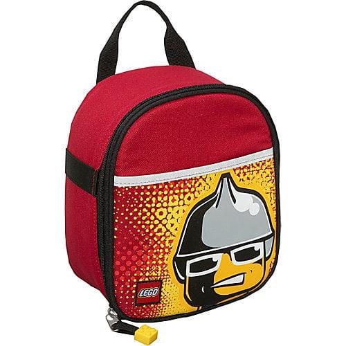 LEGO Vertical Lunch Bag - Fire Minifigure