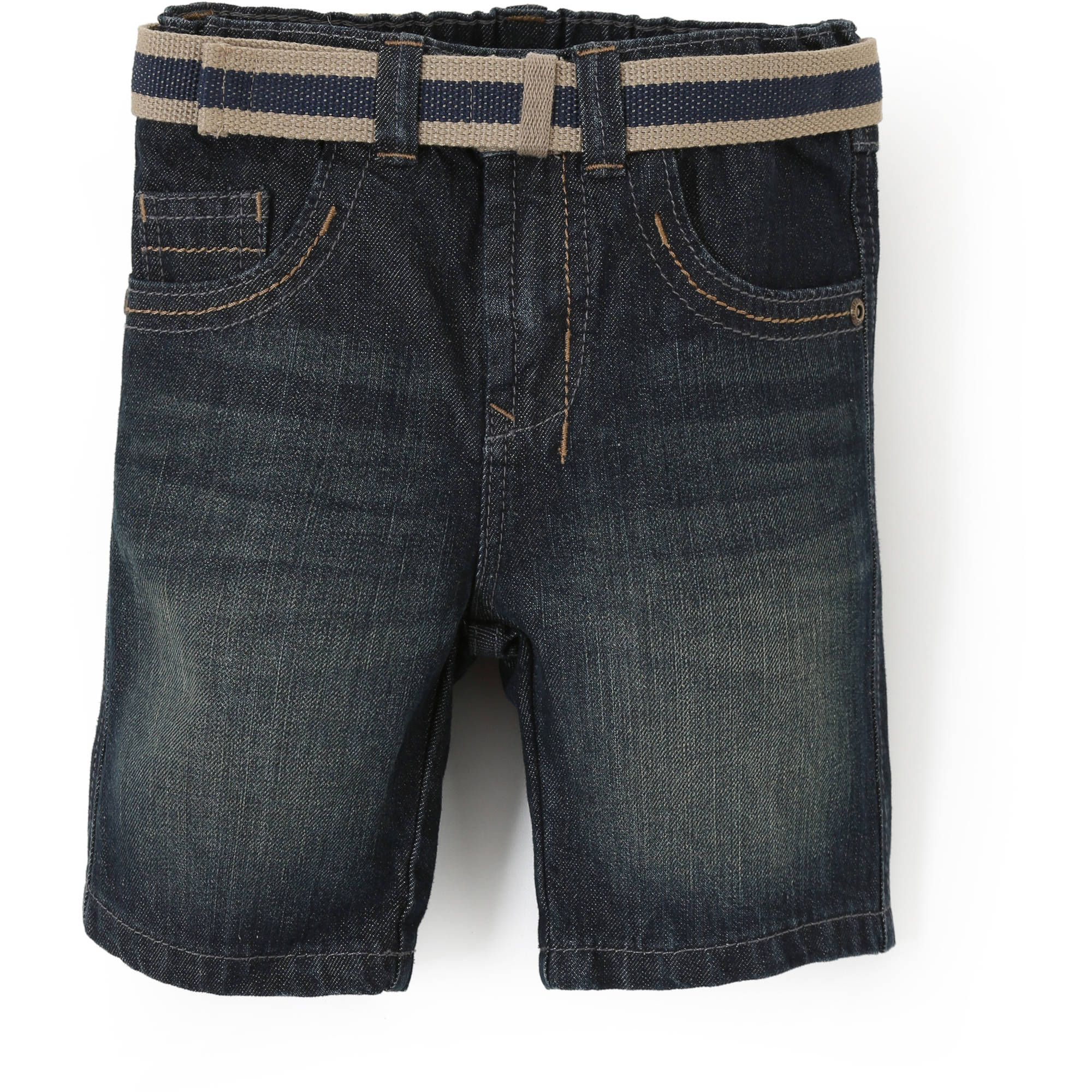 Toddler Boy Premium Slim Straight Shorts