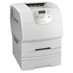 Lexmark Refurbish T644DTN Laser Printer (20G0560) - Seller Refurb