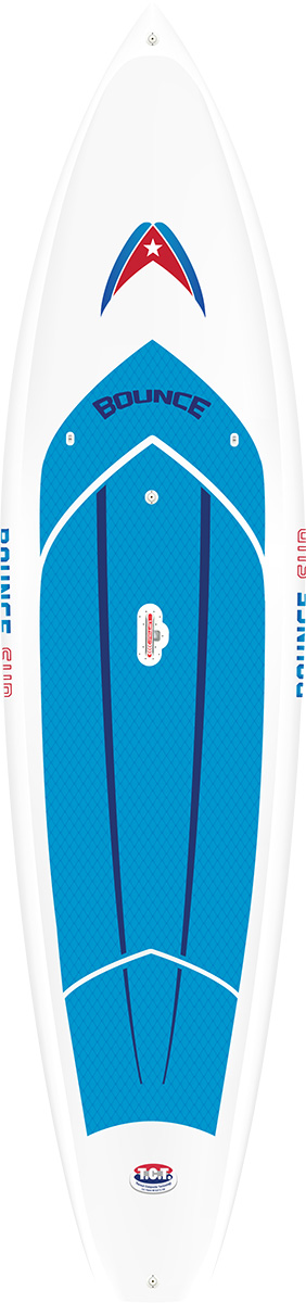 11'4 Super Cruiser TCT SUP Board by
