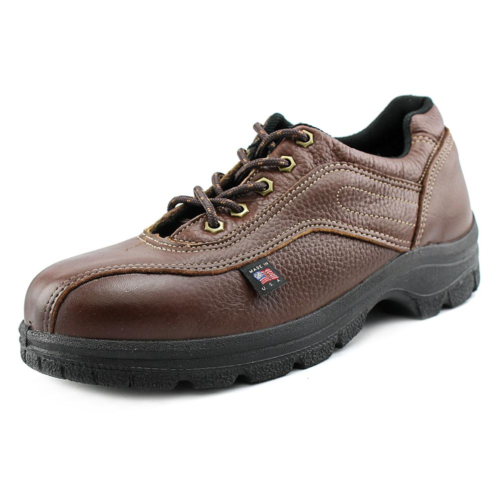 Thorogood Softstreets Oxford  W Round Toe Leather  Oxford
