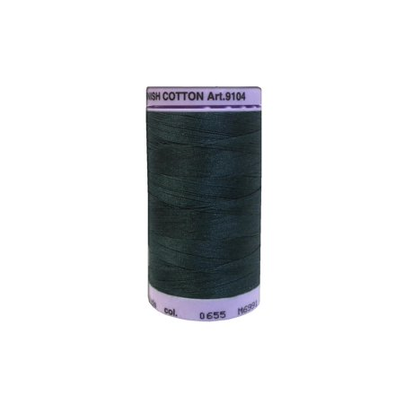Mettler Silk Finish Cotton #50 547yd Bayberry