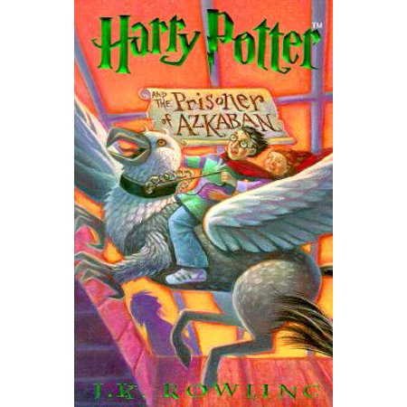 Harry Potter and the Prisoner of Azkaban (Harry Potter And The Prisoner Of Azkaban Audiobook)