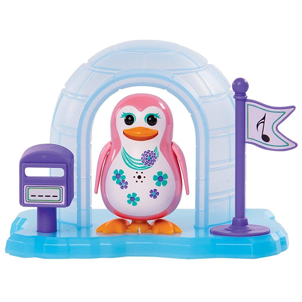 Digi Penguin - Daphne with Igloo