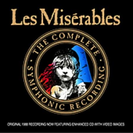 Les Miserables Karaoke - Les Miserables Complete Symphonic Recordings (CD)
