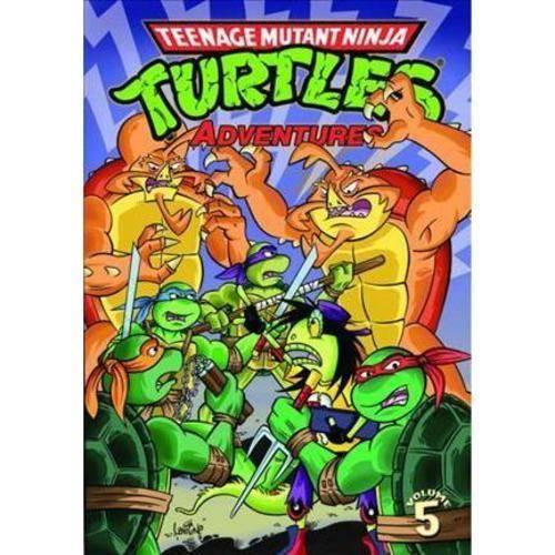 Teenage Mutant Ninja Turtles Adventures 5