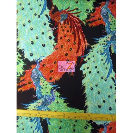ALEXANDER HENRY 100% COTTON FABRIC COLLECTION SOLD BY THE YARD DIY CLOTHING DECOR (Kujaku)](Alexander Henry Retro Halloween Fabric)