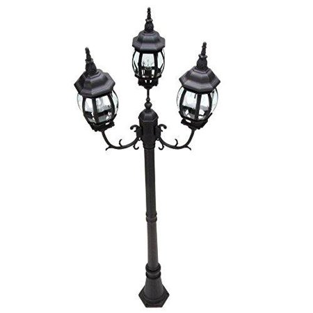 Hampton Bay Outdoor Post Lantern