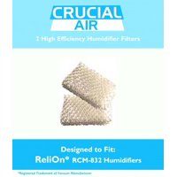 2 ReliOn Humidifier Wick Filters, Part # WF813