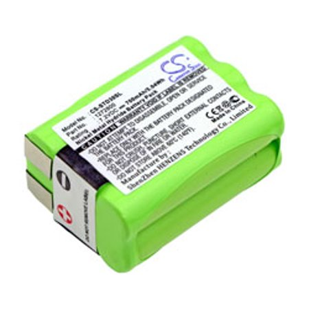 Replacement for TRI-TRONICS PRO 200 G3 replacement battery