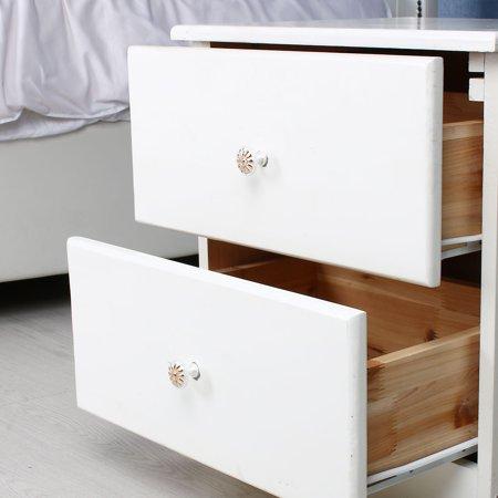 Zinc Alloy Knobs Metal Round Drawer Handle for Door Dresser Cabinet 31mm #5 - image 6 de 8