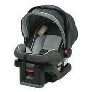 Graco SnugRide SnugLock 35 Infant Car Seat, Tenley Gray