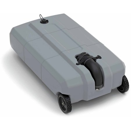 Smart Tote 2 Wheel Portable Waste Tank
