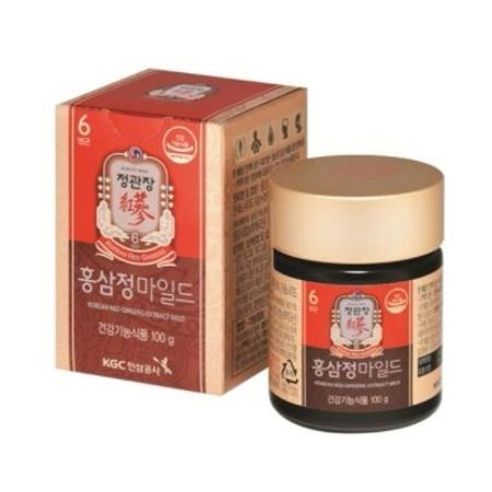 (Korean Red Ginseng Extract Mild 100g)