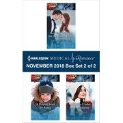 Harlequin Medical Romance November 2018 - Box Set 2 of 2 - eBook