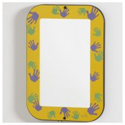 Playscapes Goldenrod Hands On Wall Mirror