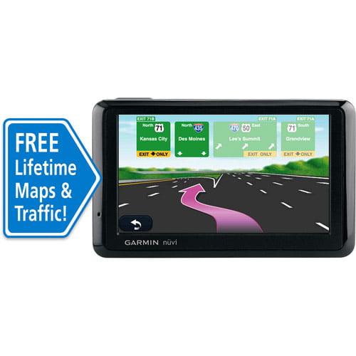 Garmin 010007820C nuvi 1390LMT Automobile Portable GPS Na...