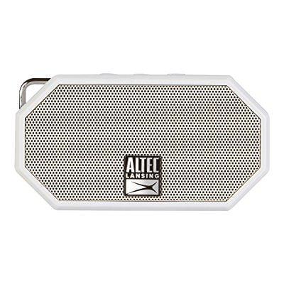altec lansing imw258-cg mini h20 2 speaker - bluetooth speaker, grey