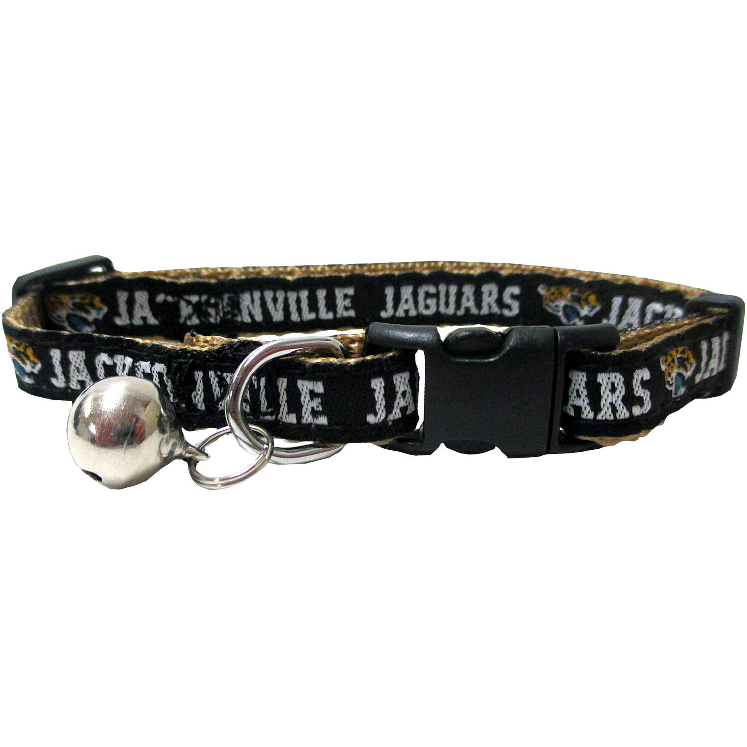 Pets First NFL Jacksonville Jaguars Cat Collar