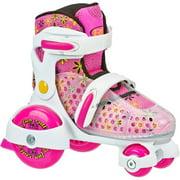 Fun Roll Girls' Jr. Adjustable Roller Skates